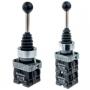 MTB2-PA12, MTB2-PA22, MTB2-PA14, MTB2-PA24 Meyertec джойстики с фиксацией и возвратом Meyertec
