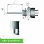 DIN43650 термопреобразователь сопростивления РЭЛСИБ Новая разработка!!!
