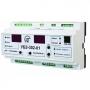 УБЗ-302-01 универсальный блок защиты двухскоростных асинхронных электродвигателей Новатек-Электро