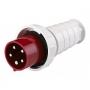 ВП102-5-16-IP44 3P+PE+N  переносная вилка Dekraft