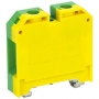 ЗН101-2-24A-PEN жёлто-зелёный зажим наборный Dekraft