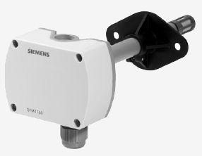 QFM3160 - Канальный датчик влажности (DC 0...10 В) и температуры (DC 0...10 В) Siemens