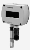 QFA4160 - Комнтаный датчик влажности (DC 0...10 В) и температуры (DC 0...10 В) Siemens