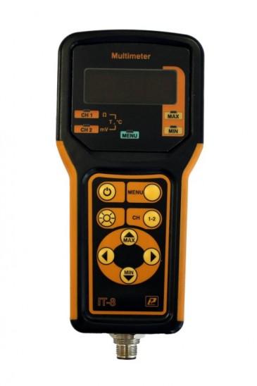 Милливольтметр цифровой постоянного тока IT-8-RUT Рэлсиб