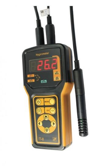 Термометр-гигрометр цифровой IT-8-RHT Рэлсиб