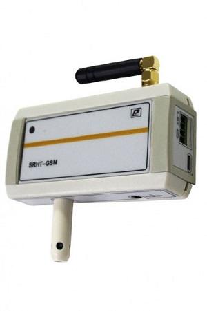 GSM - датчик температуры и отн.влажности SRHT-GSM Рэлсиб