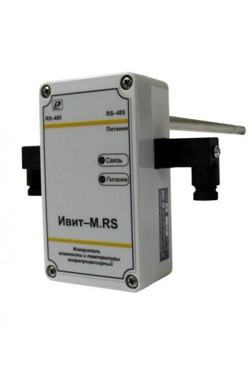Измерители влажности и температуры микропроцессорные Ивит-М.RS и Ивит-М.RS.Р Рэлсиб