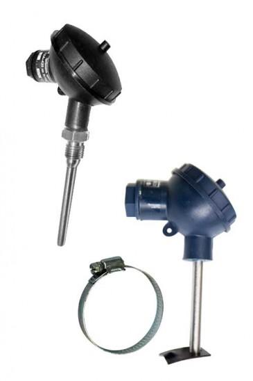Автономный промышленный регистратор температуры EClerk-USB-2Pt-Kl