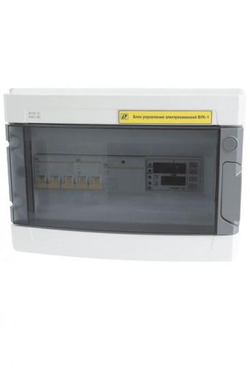 Блок управления электрокаменкой БУК–1 Рэлсиб