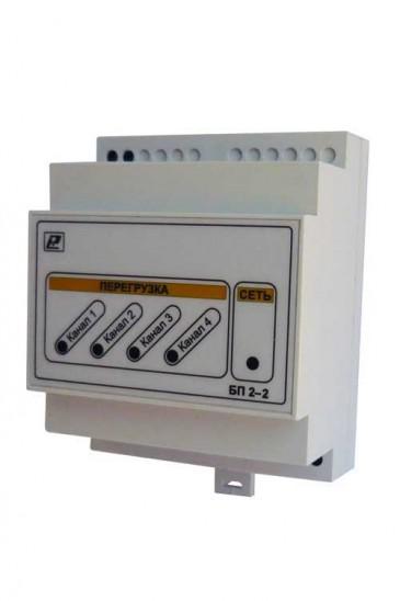 Трансформаторный блок питания двухканальный БП2-2 Рэлсиб