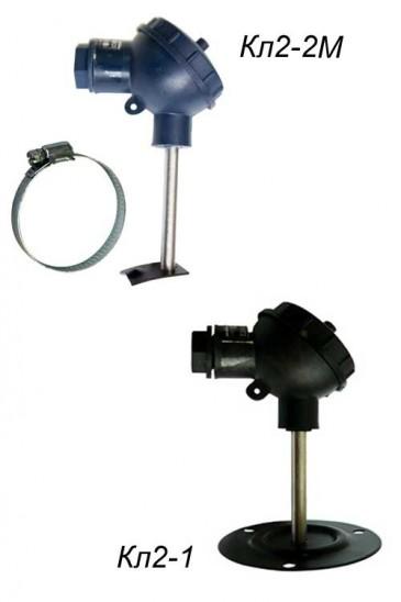 Термометры сопротивления ТСМr (ТСПr)–Кл2-1, 2-2М Рэлсиб