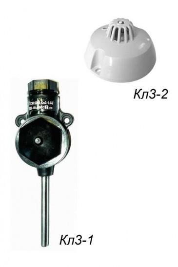 Термометр сопротивления Кл3-1, 3-2 (датчик температуры воздуха) Рэлсиб
