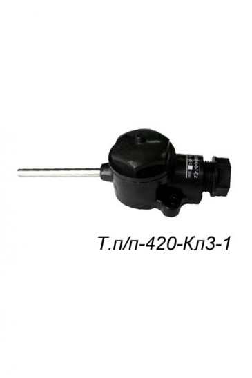 Датчик температуры воздуха ТСМr (ТСПr)-Кл3-1 Рэлсиб