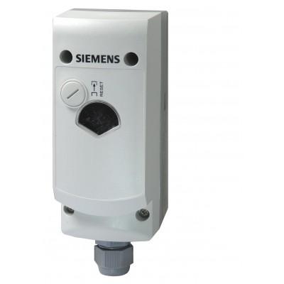 RAK-TB.1400S-M Ограничитель температуры, 45..60 °C, капиллярная трубка 700 мм, хомут Siemens