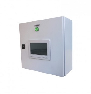 Си-Мона шкаф автоматики для мониторинга микроклимата РЭЛСИБ