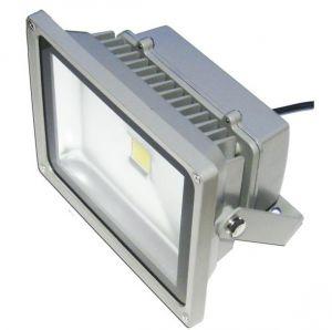 Светодиодный прожектор 30 ватт 220В в уличном корпусе Exmork