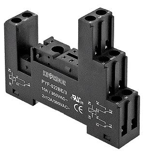 PYF-022BE/3 колодка для ПР Kippribor