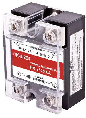 HD-2525.LA твердотельное реле Kippribor
