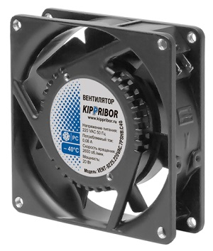 VENT-9225.220VAC.7PSHB.C40 вентилятор охлаждения осевой Kippribor