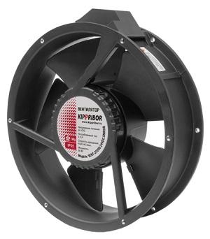 VENT-22260.24VDC.5MRHB круглый вентилятор охлаждения осевой Kippribor