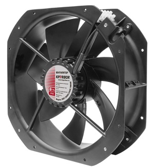 VENT-28080.24VDC.7MRHB круглый вентилятор охлаждения осевой Kippribor