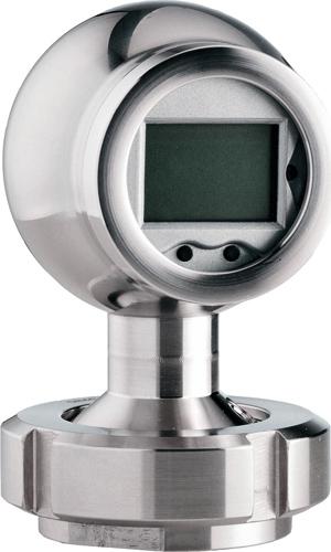 x|act ci Высокоточный датчик давления с индикацией и HART-интерфейсом (керамическая мембрана)