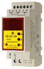 Реле напряжения RN-01-02 Line Energy
