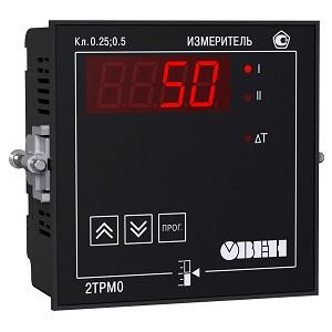2ТРМ0-Щ11.У измеритель микропроцессорный щитовой ОВЕН