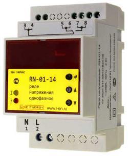 Реле напряжения RN-01-14 Line Energy