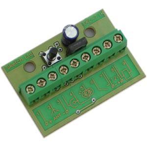 Модуль контроллера ЭКЗ-7.1К Touch-Memory + пластиковая карточка