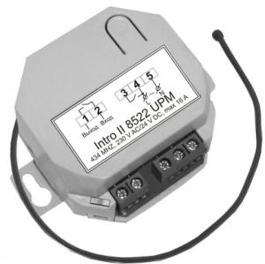 Исполнительное устройство во встраиваемом корпусе Intro II 8522 UPM СкетчНероГрупп