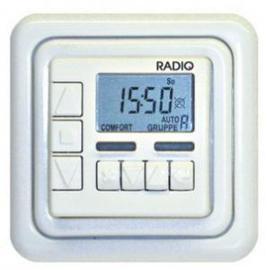 Центральный пульт системы Radio — 9-канальный радиотаймер Radio 8151-50