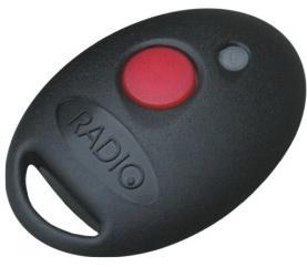 Мини-пульт одноканальный Radio 8101-1 СкетчНероГрупп