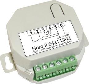 Диммер для ламп накаливания во встраиваемом корпусе Nero II 8421 UPM СкетчНероГрупп