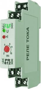 PR-612 однофазный, многофункциональный, микропроцессорный, регулируемый порог ограничения от 1,3 до 12 кВт (под заказ - до 30 кВт)