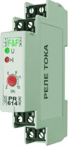 PR-614 для работы с внешним трансформатором тока, 220 В