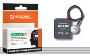 Диммер (светорегулятор) «Агат-Д-600»  Ноотехника