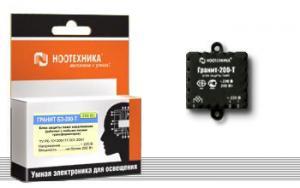 Блок защиты галогенных ламп и ламп накаливания «Гранит» БЗ-200-Т  Ноотехника