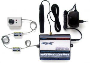 Кситал GSM сигнализация контроля котла