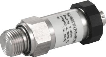 DMK 331P Промышленный датчик избыточного/абсолютного давления с разделительной мембраной (для вязких сред)
