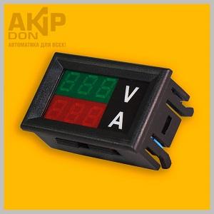 ВАВПТ2-028-v-f AKIP-DON амперметр-вольтметр-ваттметр щитовой