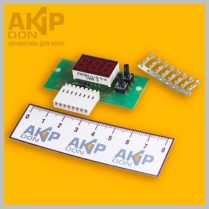 ВРПТ-036-2К AKIP-DON контроллер заряда-разряда