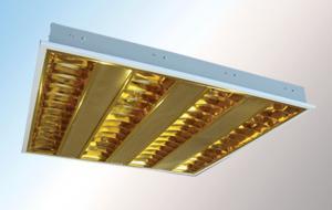 Светильники TechnoLux люминесцентные потолочные встраиваемые