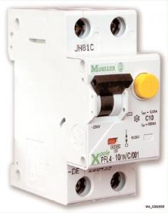 Дифавтоматы Moeller PFL4