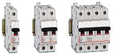 Автоматические выключатели Legrand DX