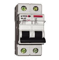 Автоматические выключатели ВА-63 (elROS)