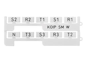 KOIP SM W -  SI HF 32 GW стандартная маркировка DEKAFIX Klemsan