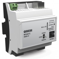 Модульный контроллер Модус 5684-0 ОВЕН  для построения сложных систем управления