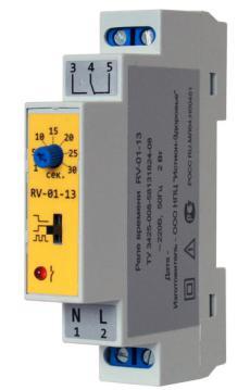 Реле времени RV-01-13 Line Energy