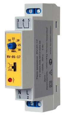 Реле времени RV-01-17 Line Energy